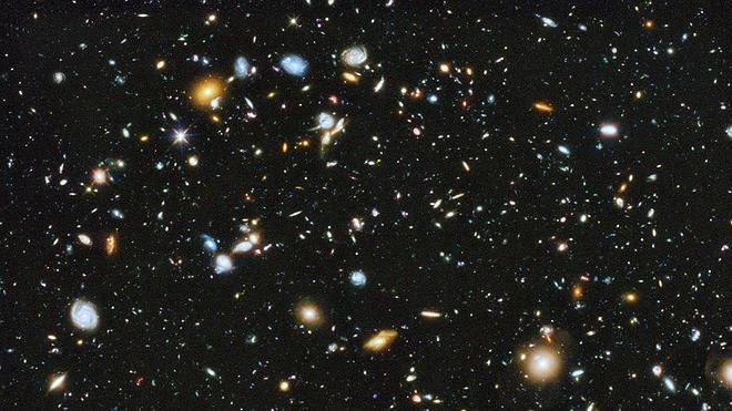 El Hubble capta la imagen más completa del Universo en evolución