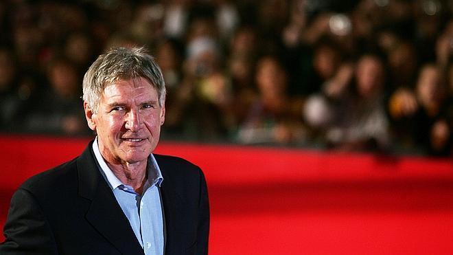 Harrison Ford se lesiona durante el rodaje de 'La guerra de las galaxias'