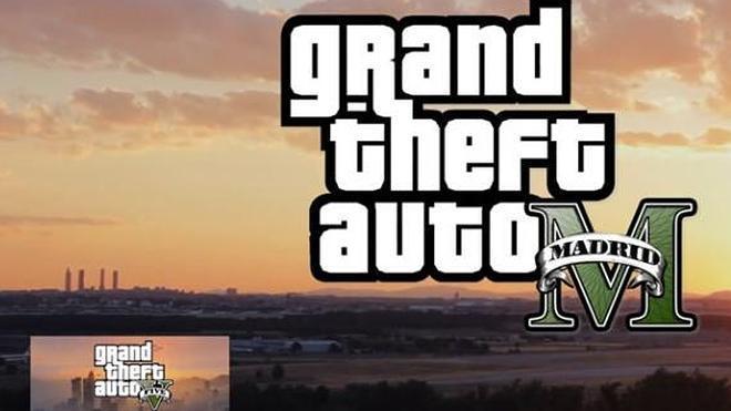 GTA Madrid: así sería Grand Theft Auto en España