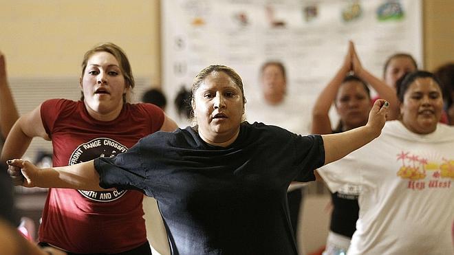 Uno de cada cuatro obesos está sano