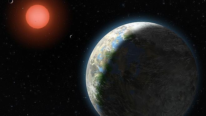 Dos planetas que podían albergar vida en realidad no existen