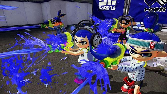 Kirby, Yoshi y un 'shooter', las novedades de Nintendo