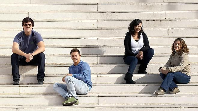Baja el número de estudiantes españoles Erasmus
