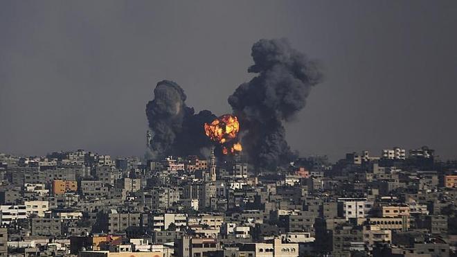 Europa y EE UU congelan sus vuelos a Israel