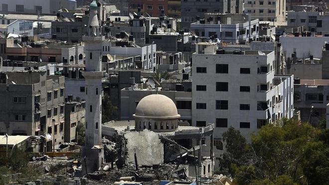 Al menos 17 muertos tras un ataque israelí a una escuela de la ONU