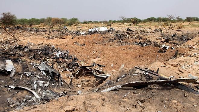 Francia da por finalizada la investigación sobre el terreno del vuelo AH5017
