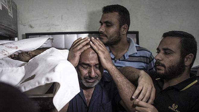 Muere una niña palestina en un ataque israelí durante la tregua unilateral