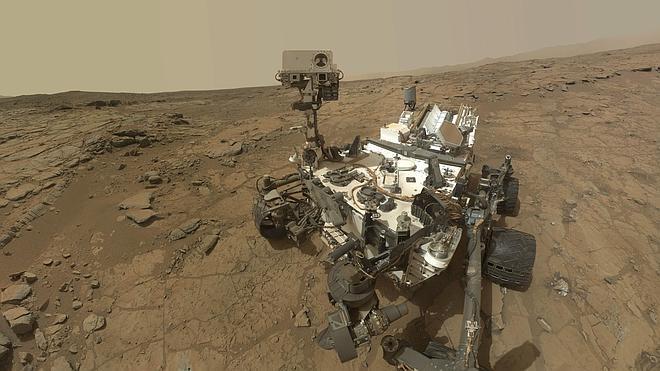 El Curiosity cumple dos años en Marte