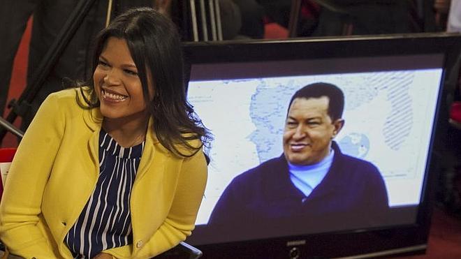 Maduro coloca a la hija de Chávez en primera línea de la política venezolana