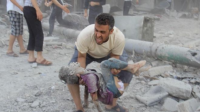 La ONU cifra en casi 200.000 el número de muertos que deja ya el conflicto sirio