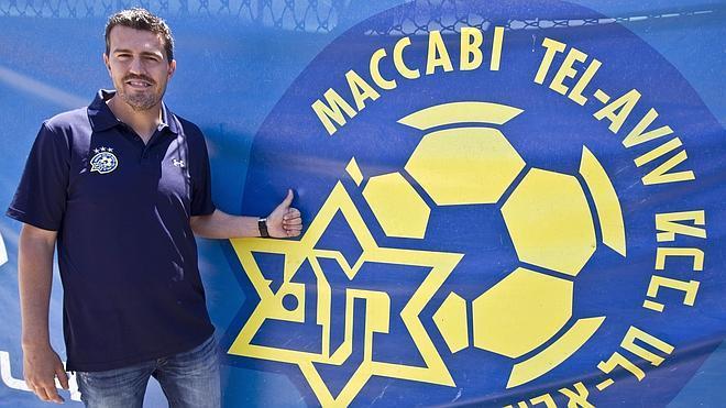 Óscar García abandona el Maccabi por la guerra de Gaza
