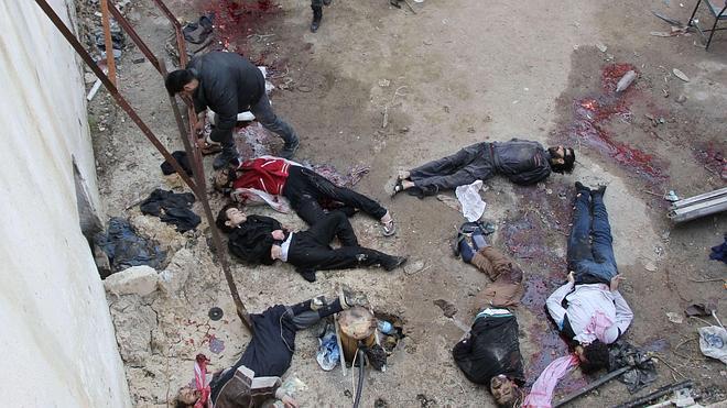 La ONU acusa a los yihadistas del Estado Islámico de crímenes contra la humanidad en Siria