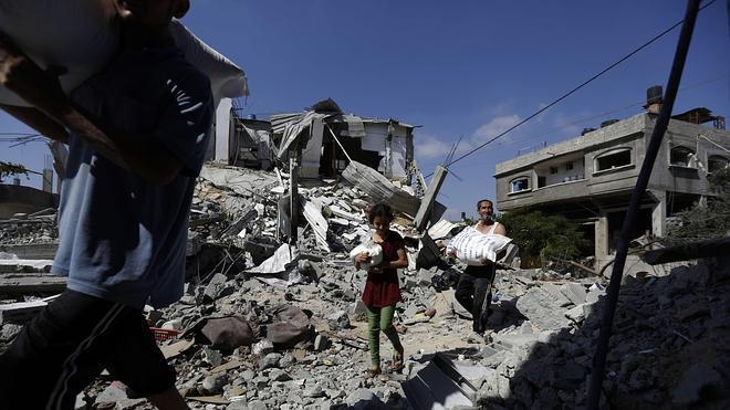 Gaza afronta el reto de su reconstrucción