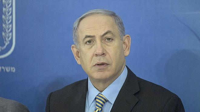 Netanyahu niega haber aceptado las fronteras de 1967
