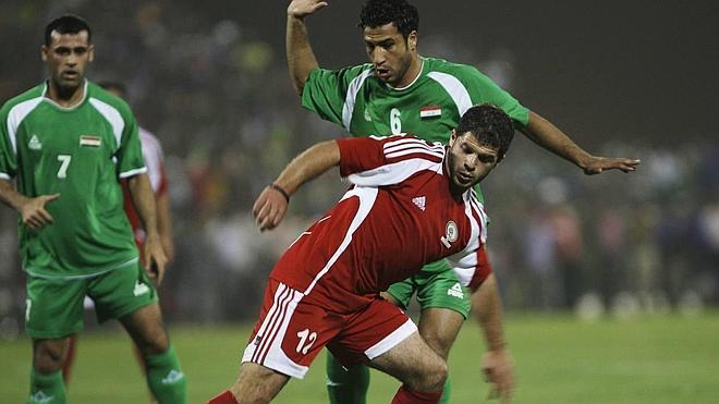 Palestina prepara la Copa de Asia como una carrera de obstáculos