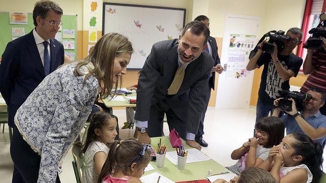 El Rey urge a aumentar la calidad de la educación