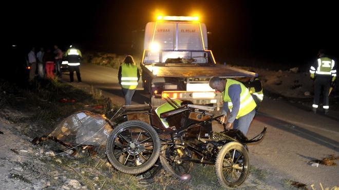 Ocho personas fallecidas en las carreteras durante el fin de semana