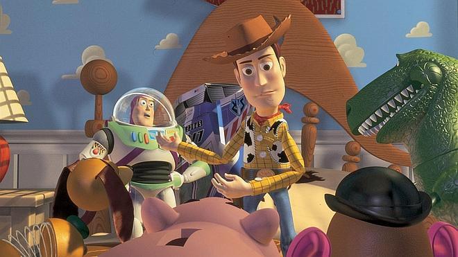 Disney anuncia 'Toy Story 4' para junio de 2017