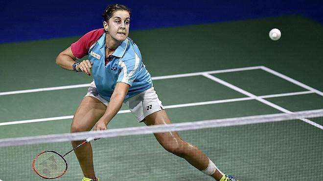 Carolina Marín cae en semifinales del Abierto de Hong Kong