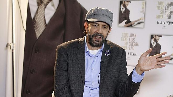 Juan Luis Guerra: «Me gustaría hacer una bachata con Paul McCartney»