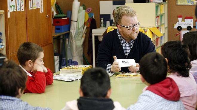 Solo el 12% de las familias participa en los consejos escolares