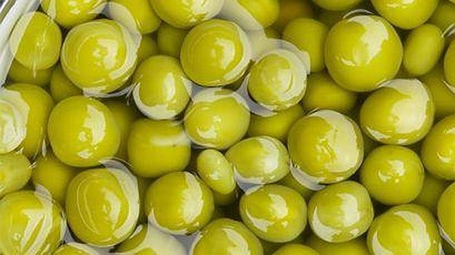 Guisantes, fijos en la cocina mediterránea
