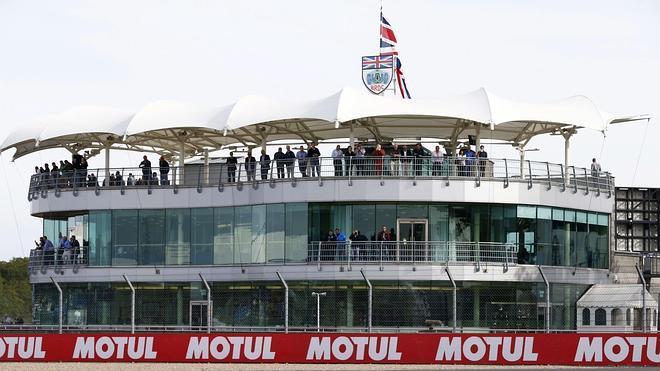El GP de Gran Bretaña de 2015 y 2016 se disputará en Silverstone