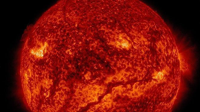 Un espectacular viaje a los secretos que encierra el Sol