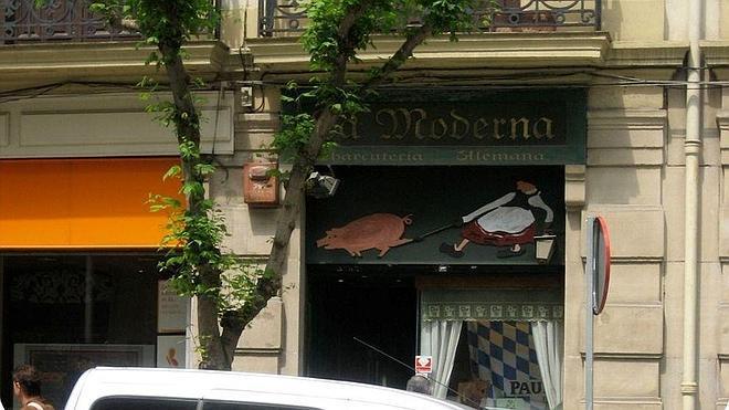 Las Frankfurterwurst son de Bilbao