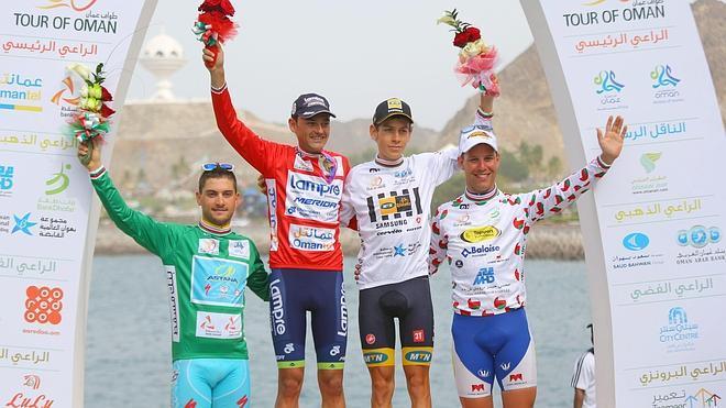 Rafael Valls gana el Tour de Omán