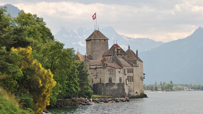 Lausanne, primavera suiza en las orillas del Lago Lemán