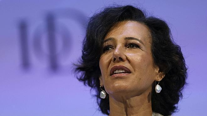 Ana Botín: «Hoy hay motivos para la confianza a pesar de los riesgos crecientes»