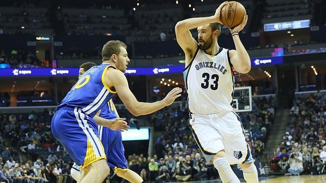 Los Spurs hacen perder el liderato a los Grizzlies de Marc Gasol
