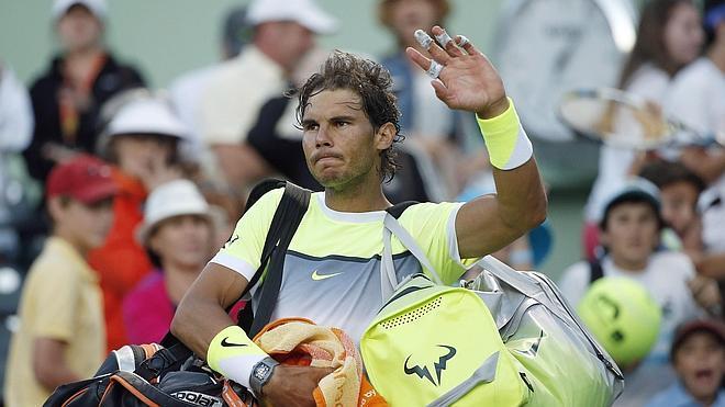 Rafa Nadal cae hasta la quinta plaza en el ranking ATP