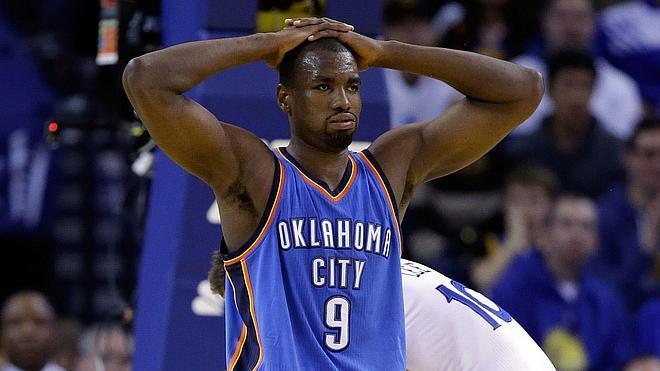 Los Thunder se quedan sin 'playoffs'