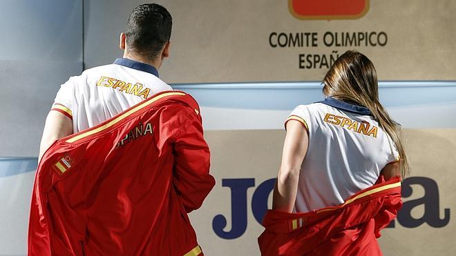 La nueva ropa olímpica de Joma sienta bien