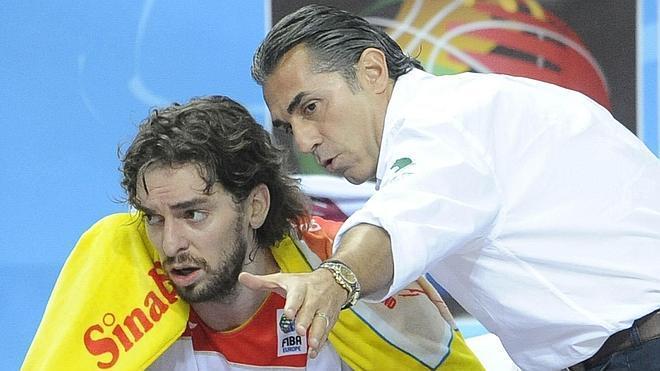 Pau Gasol asume que Scariolo será el siguiente seleccionador