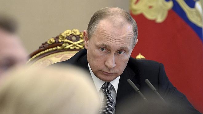 Putin promulga una ley contra las ONG extranjeras «indeseables»