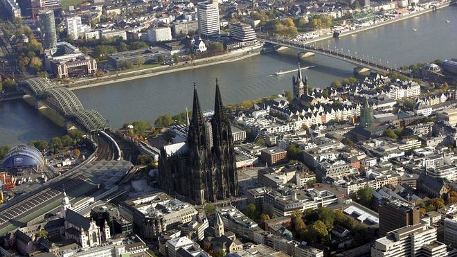 Una bomba de la II Guerra Mundial obliga a evacuar a 20.000 personas en Colonia