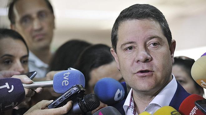 PSOE y Podemos pactan que García Page sea el próximo presidente de Castilla-La Mancha