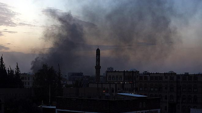 Al menos 31 muertos en cinco atentados en la capital de Yemen
