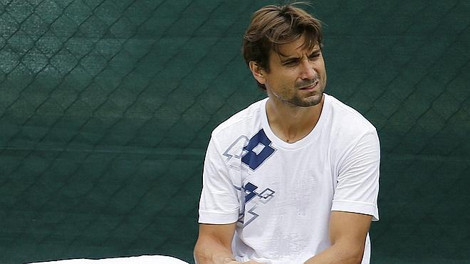 David Ferrer no jugará en Wimbledon