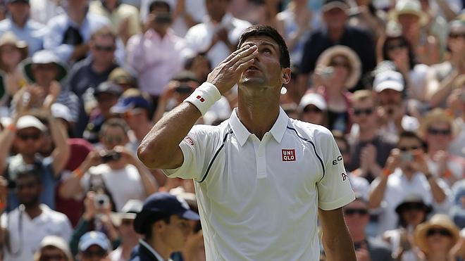 Se despeja el camino de Djokovic hacia la final de Wimbledon