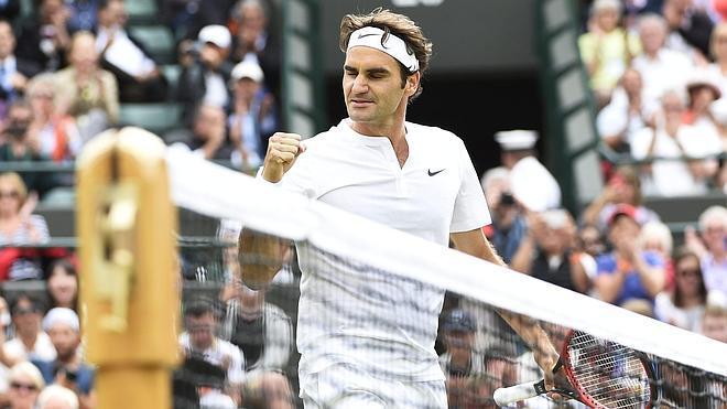 Murray será el rival de Federer en semifinales