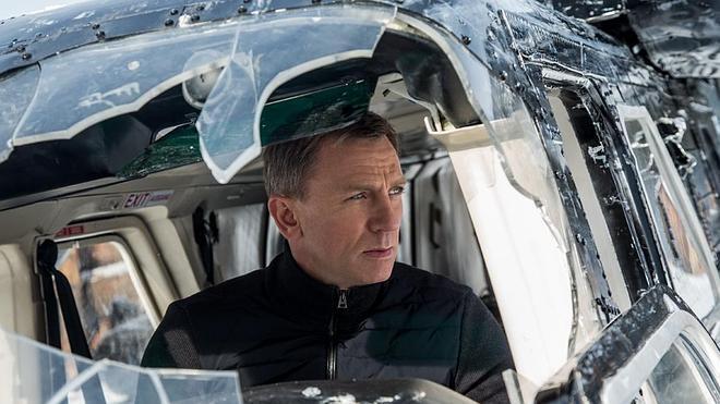 El 'Spectre' de James Bond estrena tráiler