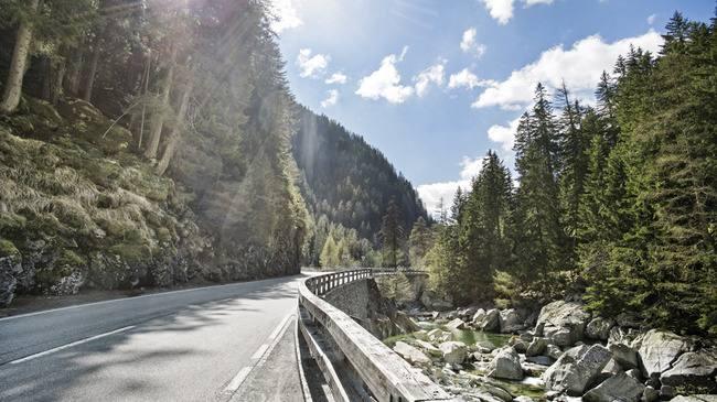 Suiza en Harley-Davidson