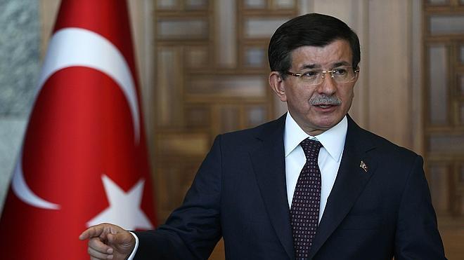 Turquía descarta una intervención terrestre en Siria