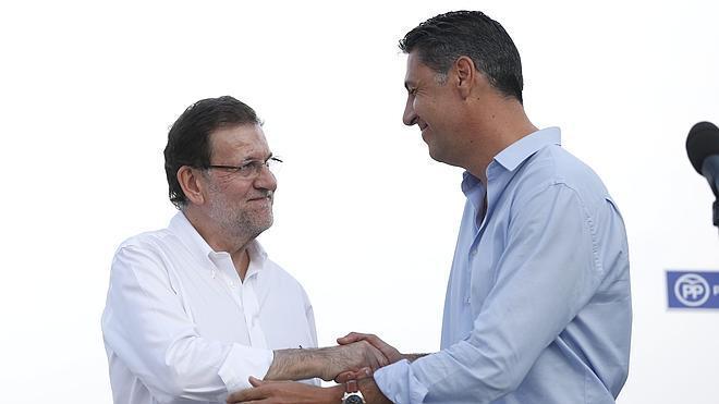 Rajoy sobre el 27-S: «Si alguien quiere incumplir la ley, tendrá un problema»