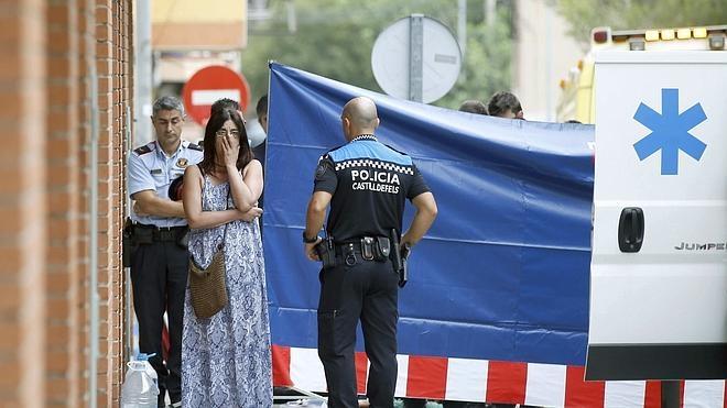 Muere una mujer apuñalada por su expareja en Castelldefels