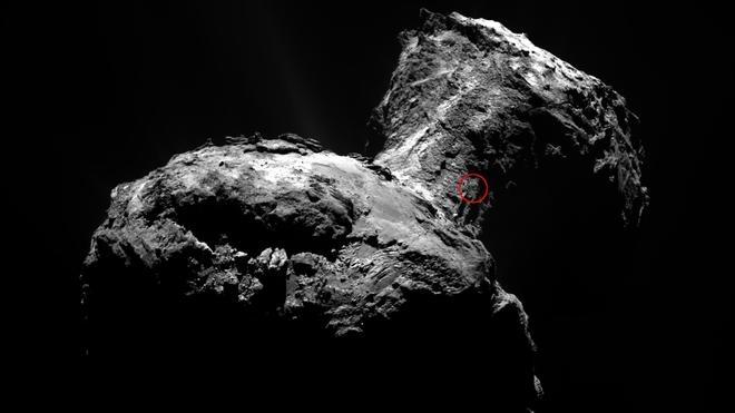 La misión espacial Rosetta alcanza su punto más cercano al Sol